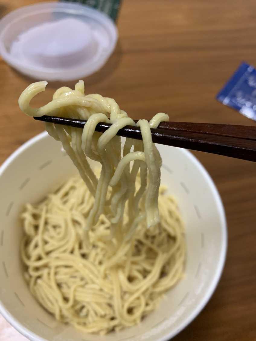 オールインワンパスタの麺